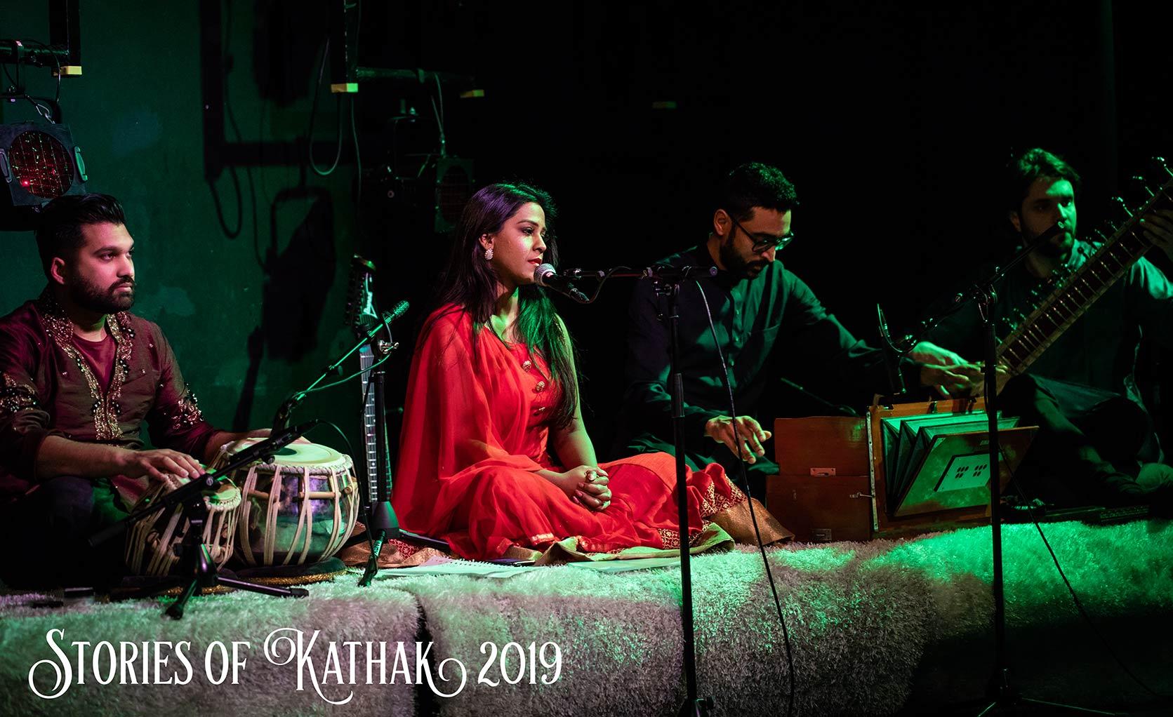 Prachtige zang van Sangeeta Bhageloe