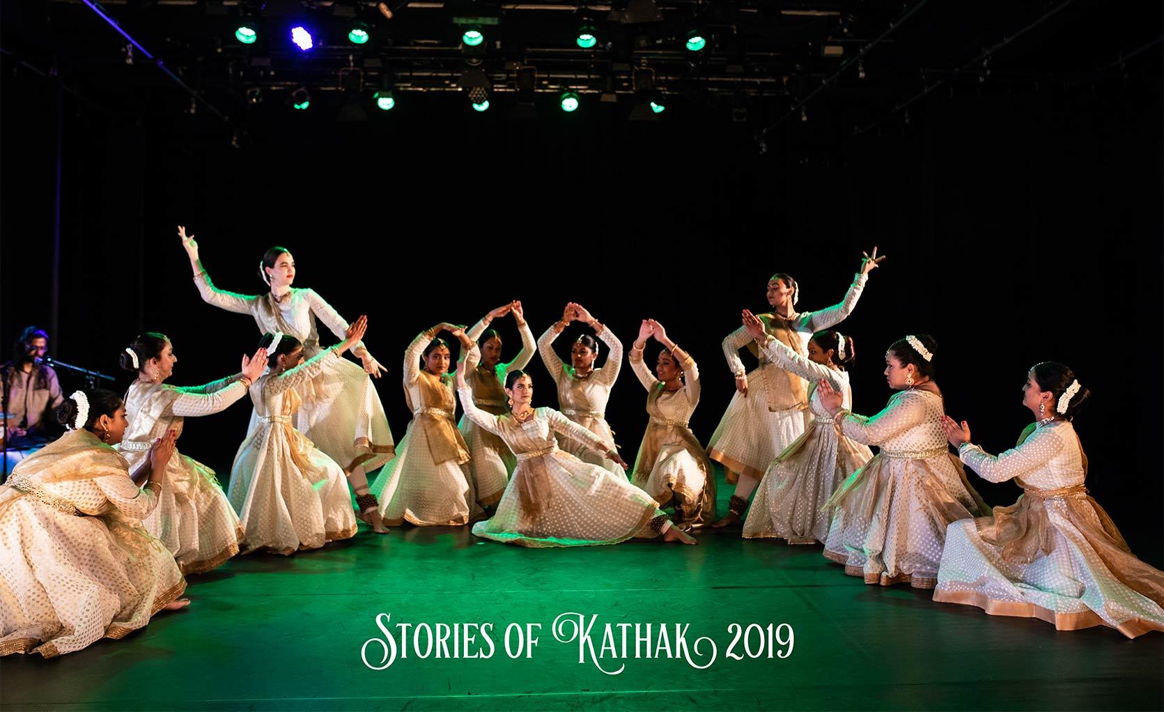 Stories of Kathak 2019